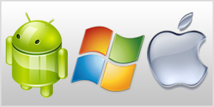 android-windows-apple